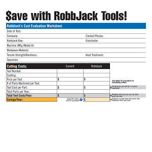 Save With RobbJack! | RobbJack Corporation
